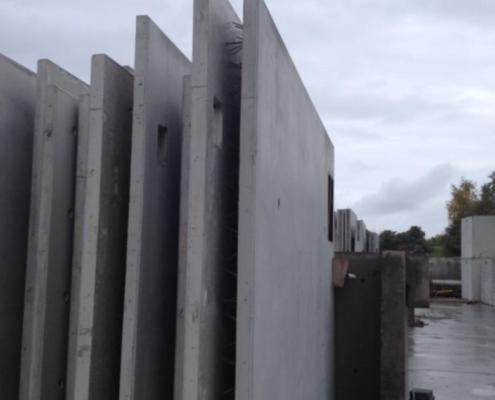 Walls for Kinsale Community School