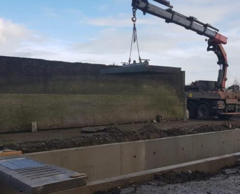 Farm Precast Cattle Slats O'Reilly Concrete 2