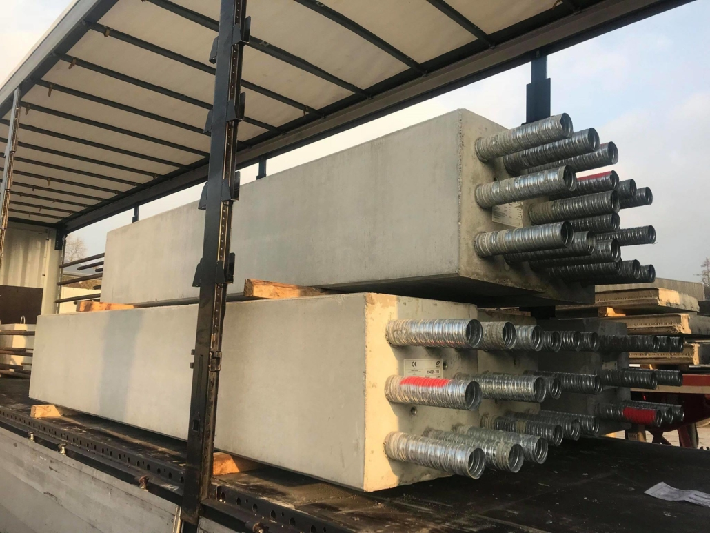 Increased Strength Concrete for Tall Building London