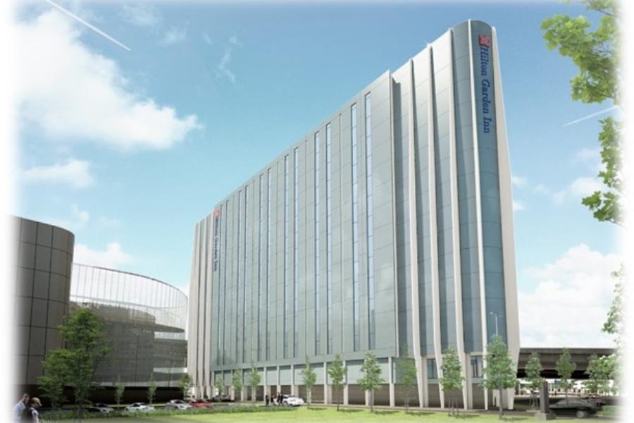 Hilton Inn Development at Heathrow Terminal 2