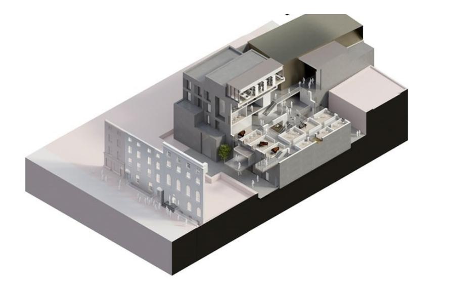 Royal Irish Academy of Music Image of Building