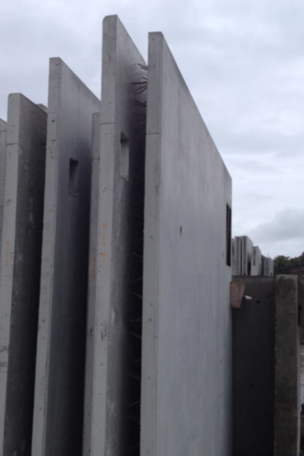 Twin Walls Precast