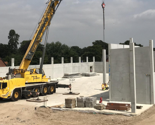 Insulated Wall Panels
