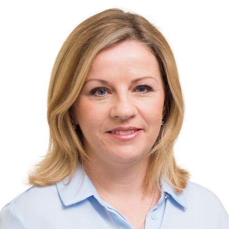 Vanessa McMahon Chief Financial Officer O'Reilly Concrete